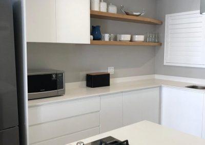 Inside Kitchen Shefield Beach