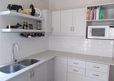 Kitchen All White